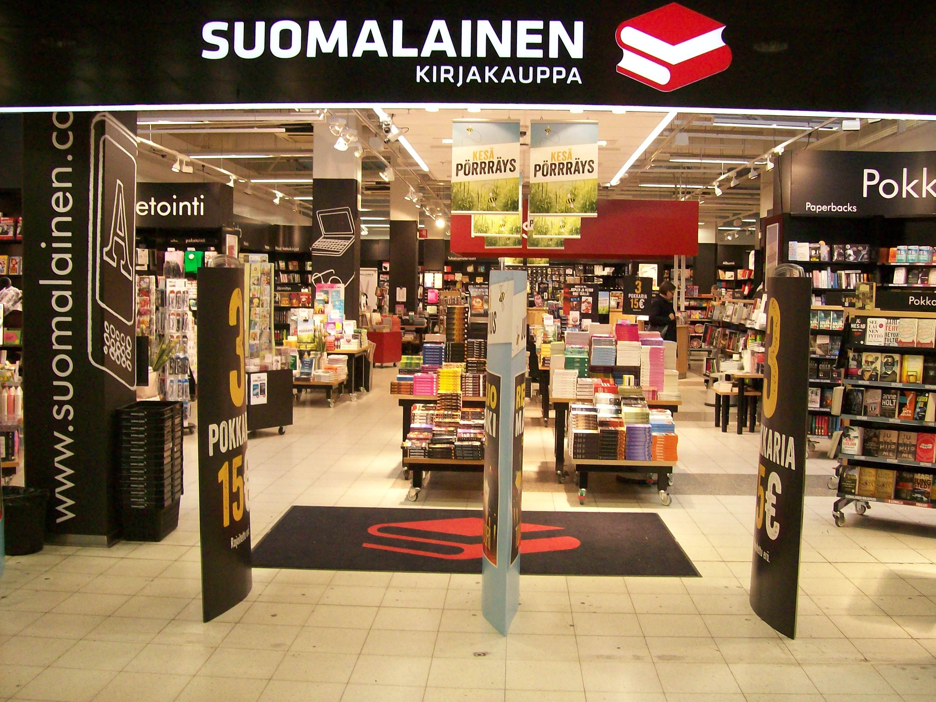 Suomalainen Kirjakauppa on