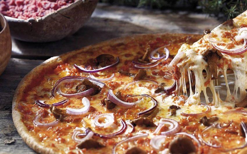 Kotipizza Tilaa